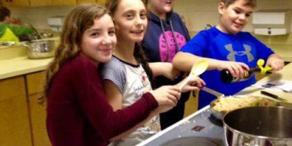 Chefs Program Teaching Blackville School Kids to Cook