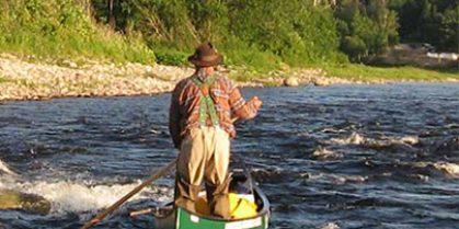 Miramichi Fishing Report for Thursday, April 13, 2017