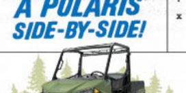 Win A Polaris Side-By-Side!