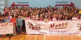 Go For 42! Mango Kids Fun Run