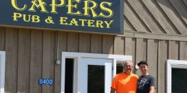 A Taste of Miramichi: Capers Pub & Eatery