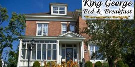 A Taste of Miramichi: King George Bed & Breakfast