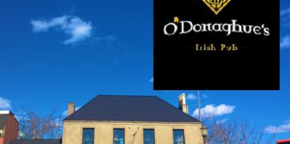 A Taste of Miramichi: O'Donaghue's Irish Pub