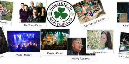 Canada's Irish Festival on the Miramichi this Weekend