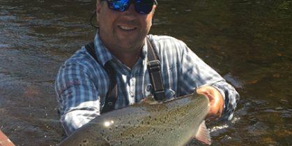 Miramichi Fishing Report for Thursday, July 20, 2017