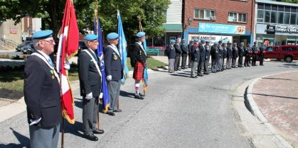 Remembering Fallen Peacekeepers