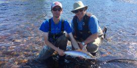 Miramichi Fishing Report for Thursday, July 13, 2017