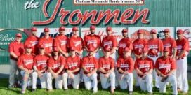 Ironmen Claim First Place
