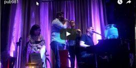 From New York, Broadway Singers entertain at Pub 981, Last Nite tonight