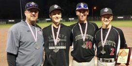 Miramichi Twins Players Bring Home Silver Medals from U15 Nationals