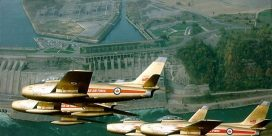 A CELEBRATION OF EXCELLENCE – RCAF GOLDEN HAWK APPRECIATION