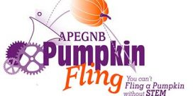 FALL HARVEST APEGNB PUMPKIN FLINGING CONTEST – SEPT 30, 2017