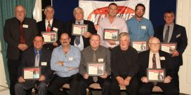 The Maritime Motorsports Hall Of Fame Inc 2017