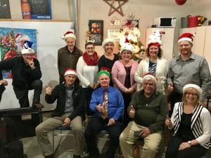 Rotary Christmas Party 2017