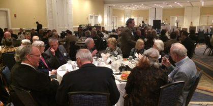 Join us for the 64th Annual Boston Dinner Honouring John Gerstmayr