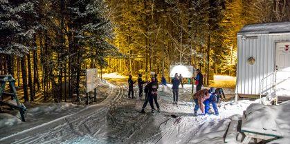 Discover the Trails atMiramichi Cross Country Ski Club