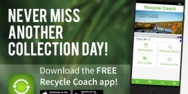 Download Recycle Coach for a Chance to Win