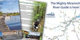 The Mighty Miramichi River Guide has Arrived!