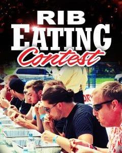 1st Annual Team Rib Eating Contest @ Ribfest 2018