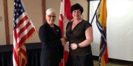 Cindi Green, Director of Autism Resources Miramichi