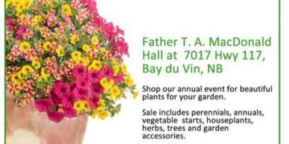 EBH Garden Club Plant Sale