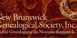 New Brunswick Genealogical Society- AGM