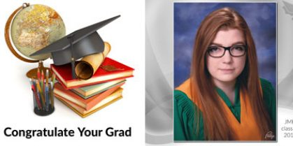Congratulate Your Graduate – In Giv'er Magazine