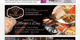 Restaurant Specials for Mother's Day