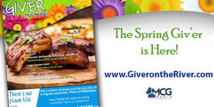 The Spring Giv'er is Here!
