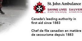 Therapy Dog Program through St John Ambulance