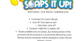 Carstar Annual Soaps It Up National Car Wash Fundraiser In Support Of Cystic Fibrosis