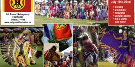 "The Natoaganeg ""Eel Ground"" 1st Nation 21st Annual Pow Wow"