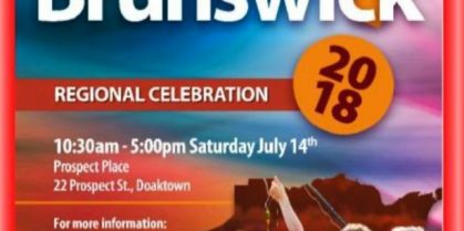 2018 New Brunswick Regional Celebration in Doaktown