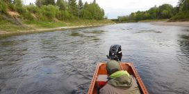 Miramichi June Salmon Fishing