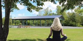 Mindfulness and Mindful Movement in the Park