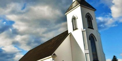 November and December 2018 Happenings and Events at the Saint Raphael's Roman Catholic Church, Blackville, New Brunswick