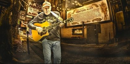An Evening with Nashville Singer/Songwriter Rick Tiger