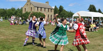 2018 Miramichi Scottish Festival This Weekend