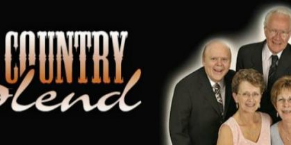 """Tribute to the Legends of Country Music"" – Country Blend at the Saint Andrew's United Church, Wellington Street"