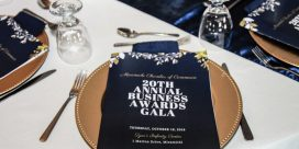 The Miramichi Chamber of Commerce 20th Annual Business Awards Gala