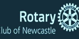 2018 Paul Harris Recognition Recipients for the Rotary Club of Newcastle Gary Foley and Kim Hotton