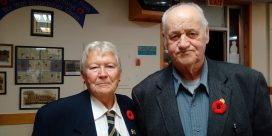 Veterans Dinner hosted by Royal Canadian Legion Chatham Branch 3