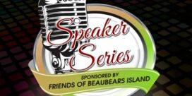2019 Île Beaubears Island Speaker Series