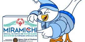 Official Mascot for the 2019 Special Olympics New Brunswick Winter Games in Miramichi Launched