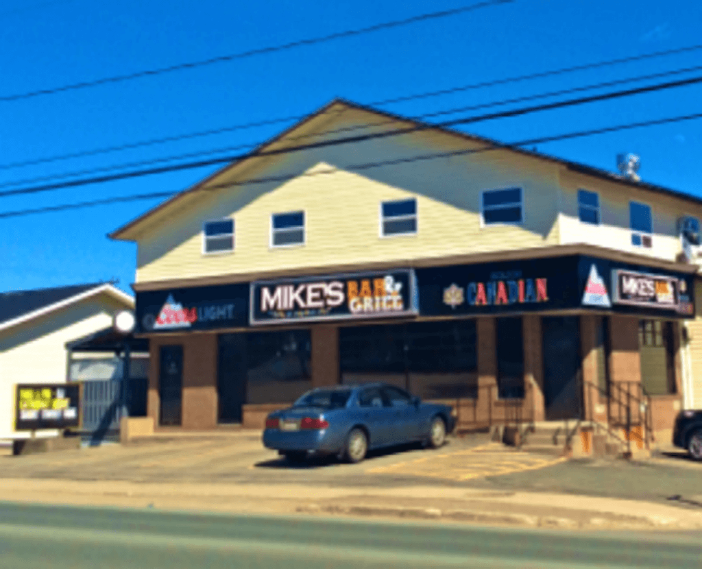 This image has an empty alt attribute; its file name is Mikes-Bar-and-Grill-1024x830.png
