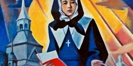 Saint Marguerite Bourgeoys Feast Day Special Mass