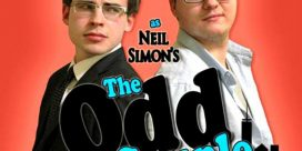 "Miramichi Valley High School Drama Club and CM Productions Presents….. ""Neil Simon's The Odd Couple"""