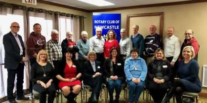 A Thank You From The Rotary Club of Newcastle