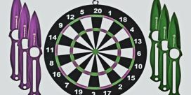 Barryville Golden Age Club Dart League Fundraising Blind Draw Mixed Darts Tournament – Saturday, February 23rd, 2019