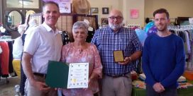 """Hospice Miramichi's """"The Hospice Shoppe""""  – 5 Wonderful Years and Counting!"""